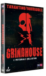 DVD GRINDHOUSE INTEGRALE 3D