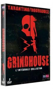 DVD GRINDHOUSE INTEGRALE 3D