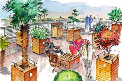 Bts am nagements paysagers plan te campus for Espace vert job