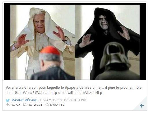 pape cinéma