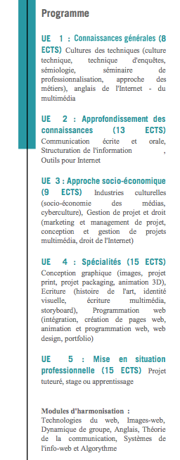 infographiste webdesigner paris 13
