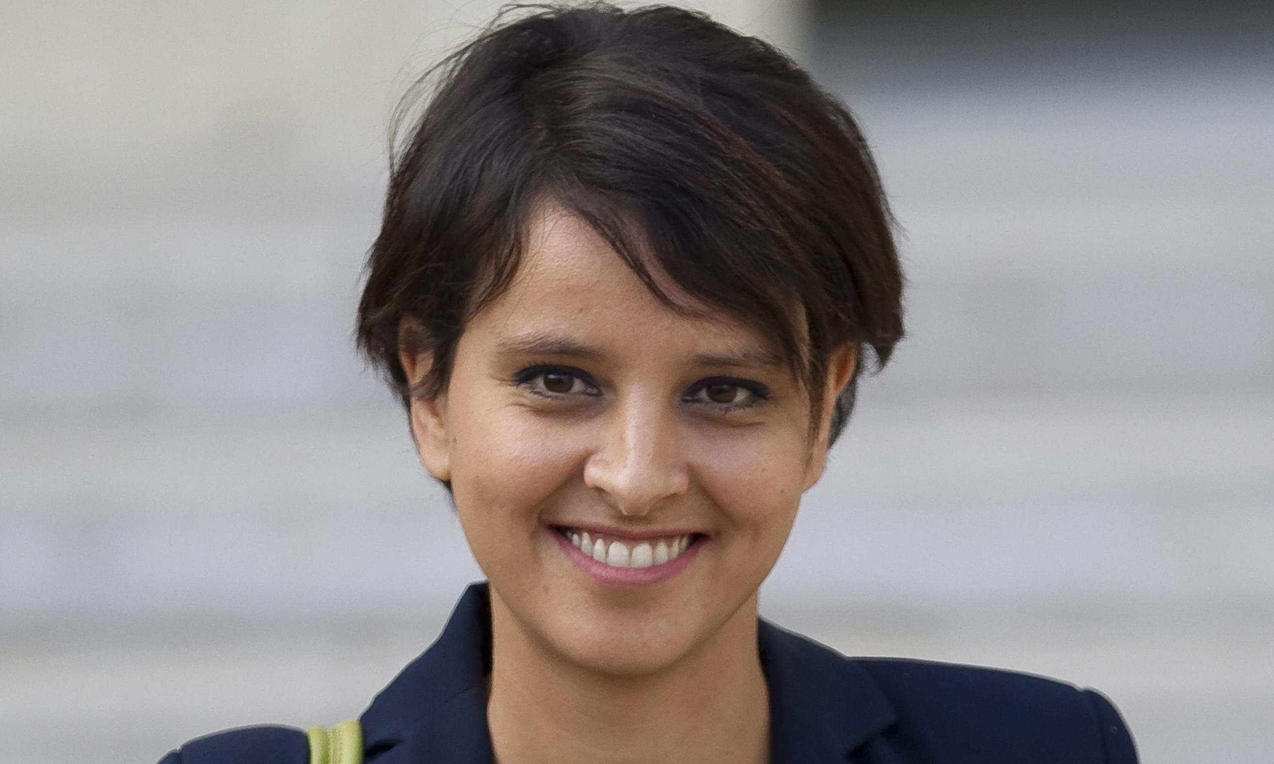 Najat vallaud belkacem une ministre d origine marocaine for Ministre de france
