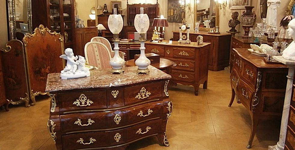 Devenir antiquaire quels d bouch s apr s l obtention de for Antiquaire lille meuble