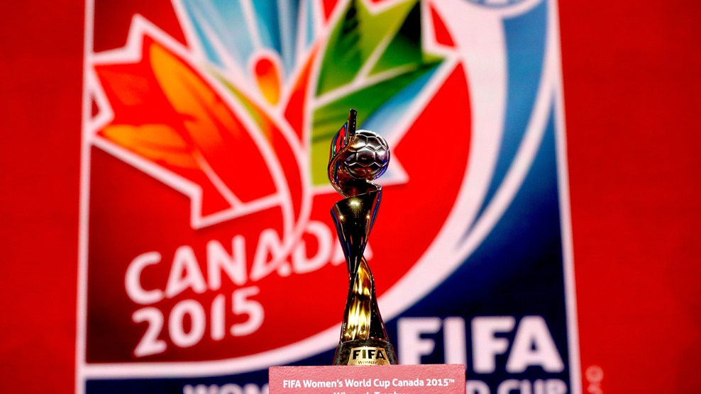 Coupe du monde f minine de football coup d envoi samedi - Football feminin coupe du monde 2015 ...