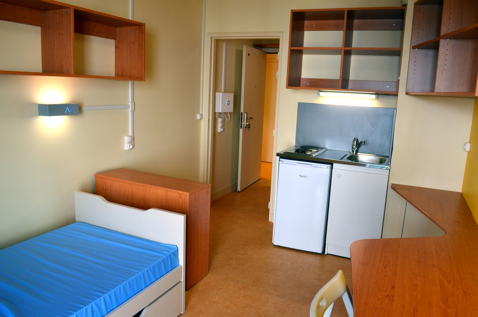 Des chambres petits prix pour 15 jours le crous de for Chambre universitaire
