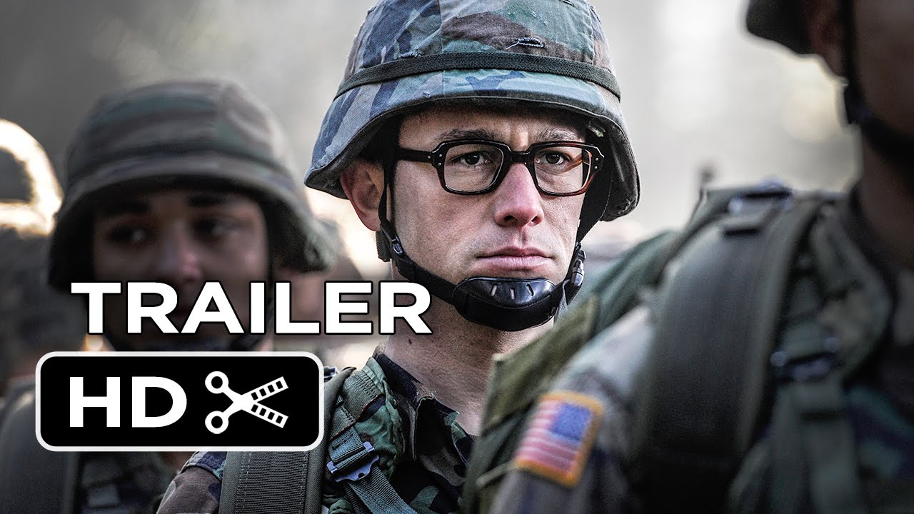 Snowden Film Trailer
