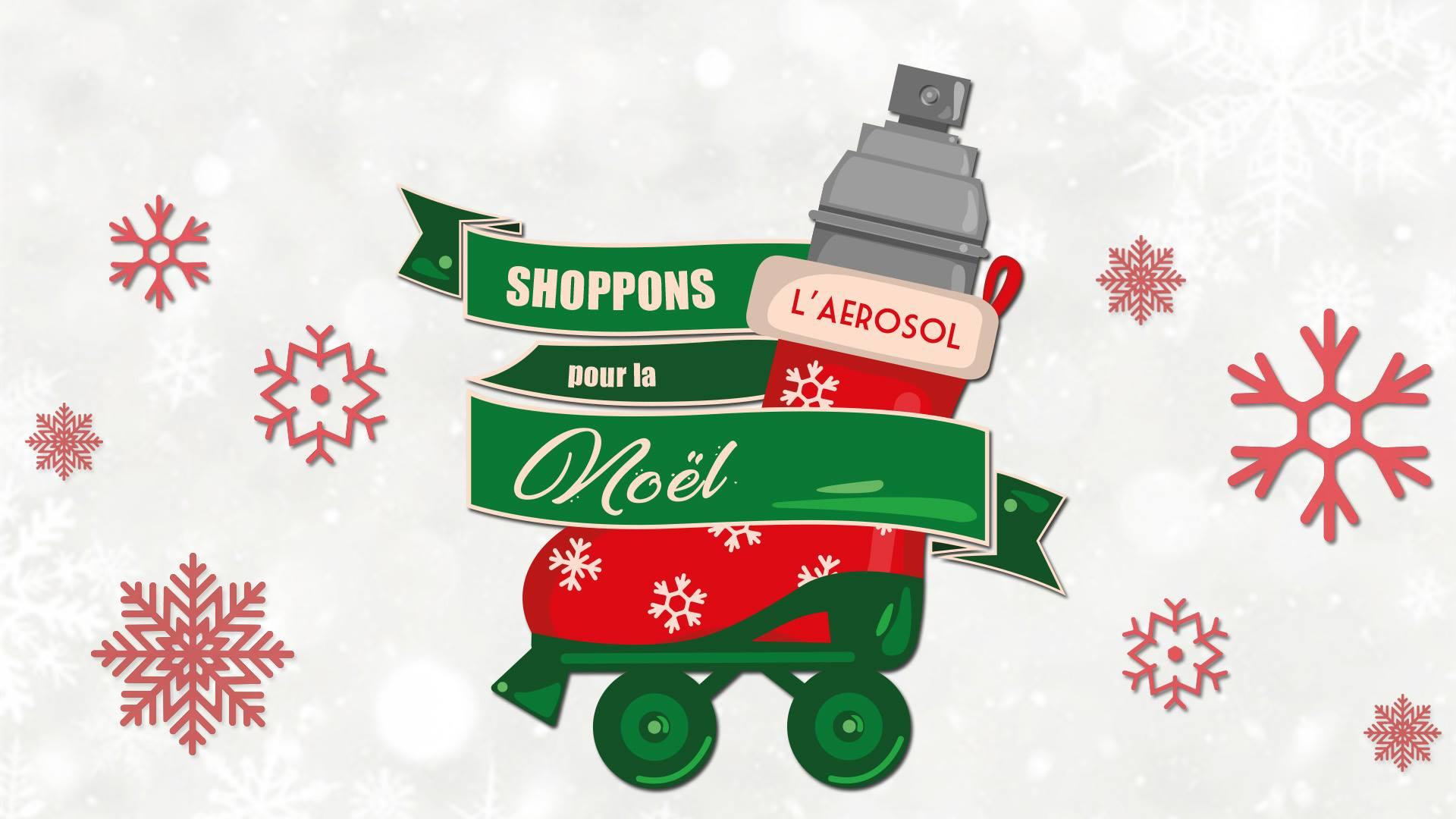 L'Aérosol marché de Noël