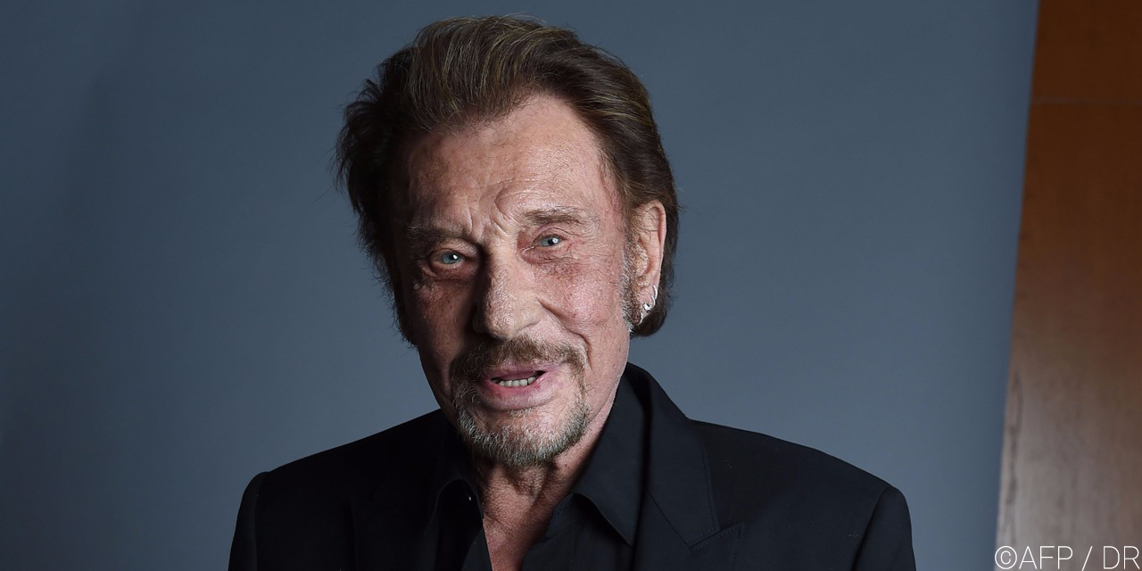 johnny hallyday crédit AFP copie