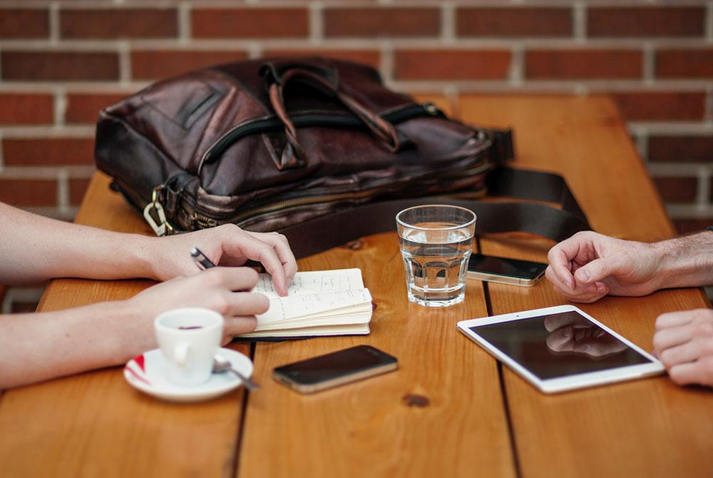 révisions sur smartphone