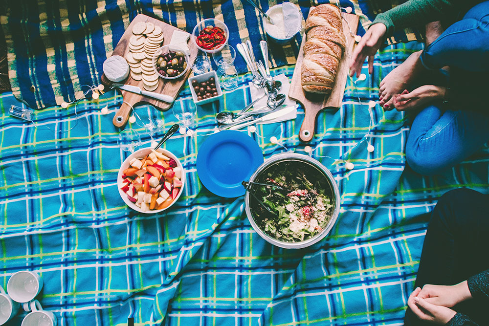 picnic zéro déchet