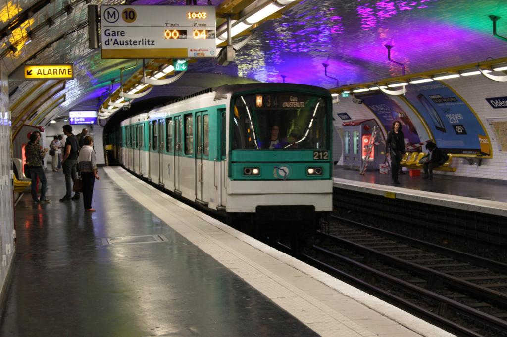 métro crédit Gerd Hahn